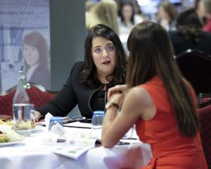 Speakers Laura Bourke & Fiona Doyle
