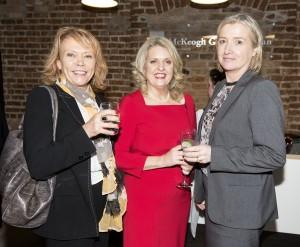 Sandra Doherty, Mary McKeogh,Judy Tighe