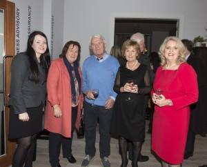 Caroline Clancy & Geraldine Thornton, David & Mary Croucher, Mary McKeogh