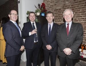 Gordon Kearney, Eoin Ryan, Derry McCarthy, Pat Kearney